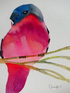 «Bird»