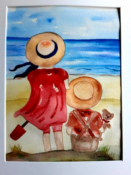 «Week end à la mer»
